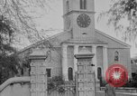 Image of old Coral Church Honolulu Hawaii USA, 1919, second 14 stock footage video 65675052979