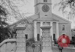 Image of old Coral Church Honolulu Hawaii USA, 1919, second 15 stock footage video 65675052979