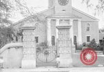 Image of old Coral Church Honolulu Hawaii USA, 1919, second 20 stock footage video 65675052979