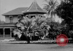Image of old Coral Church Honolulu Hawaii USA, 1919, second 31 stock footage video 65675052979