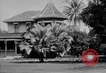 Image of old Coral Church Honolulu Hawaii USA, 1919, second 36 stock footage video 65675052979