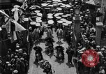 Image of Japanese civilians Japan, 1920, second 39 stock footage video 65675052987