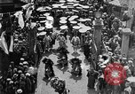 Image of Japanese civilians Japan, 1920, second 40 stock footage video 65675052987