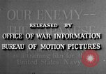 Image of Emperor Hirohito Tokyo Japan, 1943, second 24 stock footage video 65675052991