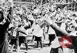 Image of Japanese children Japan, 1943, second 31 stock footage video 65675052998