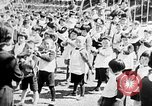 Image of Japanese children Japan, 1943, second 32 stock footage video 65675052998