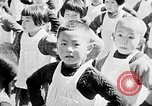 Image of Japanese children Japan, 1943, second 34 stock footage video 65675052998