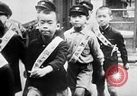 Image of Japanese children Japan, 1943, second 42 stock footage video 65675052998