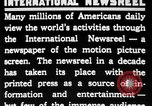 Image of newsreel editor United States USA, 1923, second 17 stock footage video 65675053000