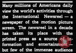 Image of newsreel editor United States USA, 1923, second 18 stock footage video 65675053000