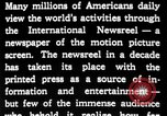 Image of newsreel editor United States USA, 1923, second 19 stock footage video 65675053000