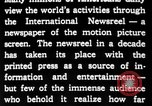 Image of newsreel editor United States USA, 1923, second 20 stock footage video 65675053000
