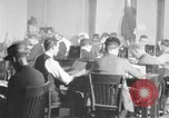 Image of newsreel editor United States USA, 1923, second 57 stock footage video 65675053000