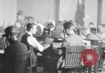 Image of newsreel editor United States USA, 1923, second 58 stock footage video 65675053000