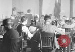 Image of newsreel editor United States USA, 1923, second 62 stock footage video 65675053000