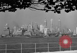 Image of skyline New York City USA, 1941, second 3 stock footage video 65675053009
