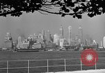 Image of skyline New York City USA, 1941, second 15 stock footage video 65675053009