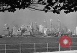 Image of skyline New York City USA, 1941, second 33 stock footage video 65675053009