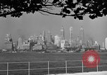 Image of skyline New York City USA, 1941, second 36 stock footage video 65675053009