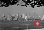 Image of skyline New York City USA, 1941, second 42 stock footage video 65675053009