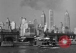 Image of skyline New York City USA, 1941, second 20 stock footage video 65675053010