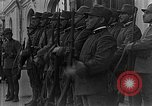 Image of Italian forces in Siberia Vladivostok Russia, 1918, second 18 stock footage video 65675053018