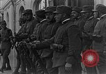 Image of Italian forces in Siberia Vladivostok Russia, 1918, second 21 stock footage video 65675053018