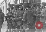 Image of Italian forces in Siberia Vladivostok Russia, 1918, second 22 stock footage video 65675053018