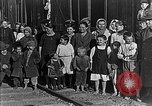 Image of Russian refugees pose for camera Vladivostok Russia, 1918, second 12 stock footage video 65675053021