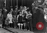 Image of Russian refugees pose for camera Vladivostok Russia, 1918, second 14 stock footage video 65675053021