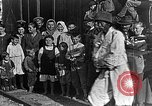 Image of Russian refugees pose for camera Vladivostok Russia, 1918, second 15 stock footage video 65675053021