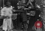 Image of Russian refugees pose for camera Vladivostok Russia, 1918, second 17 stock footage video 65675053021