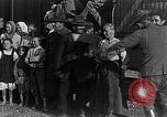 Image of Russian refugees pose for camera Vladivostok Russia, 1918, second 19 stock footage video 65675053021