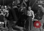 Image of Russian refugees pose for camera Vladivostok Russia, 1918, second 20 stock footage video 65675053021