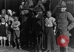 Image of Russian refugees pose for camera Vladivostok Russia, 1918, second 21 stock footage video 65675053021