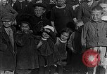 Image of Russian refugees pose for camera Vladivostok Russia, 1918, second 23 stock footage video 65675053021