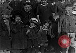 Image of Russian refugees pose for camera Vladivostok Russia, 1918, second 25 stock footage video 65675053021