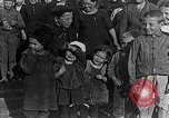 Image of Russian refugees pose for camera Vladivostok Russia, 1918, second 33 stock footage video 65675053021