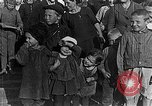 Image of Russian refugees pose for camera Vladivostok Russia, 1918, second 34 stock footage video 65675053021