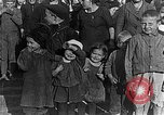 Image of Russian refugees pose for camera Vladivostok Russia, 1918, second 37 stock footage video 65675053021