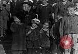 Image of Russian refugees pose for camera Vladivostok Russia, 1918, second 38 stock footage video 65675053021