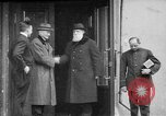 Image of city officials Archangel Russia, 1918, second 2 stock footage video 65675053032