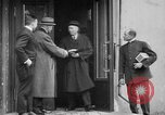 Image of city officials Archangel Russia, 1918, second 10 stock footage video 65675053032