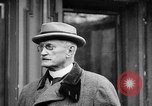 Image of city officials Archangel Russia, 1918, second 15 stock footage video 65675053032