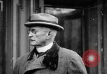 Image of city officials Archangel Russia, 1918, second 21 stock footage video 65675053032