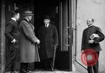 Image of city officials Archangel Russia, 1918, second 23 stock footage video 65675053032