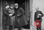 Image of city officials Archangel Russia, 1918, second 29 stock footage video 65675053032