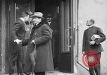 Image of city officials Archangel Russia, 1918, second 30 stock footage video 65675053032