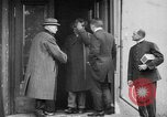 Image of city officials Archangel Russia, 1918, second 32 stock footage video 65675053032