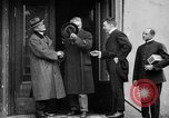 Image of city officials Archangel Russia, 1918, second 33 stock footage video 65675053032